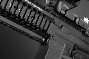 "Samson AR-10 ""Star10"" Free Float Handguard"