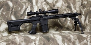 SI DEFENSE DPMS LR-308 15.5 JP VTAC Build