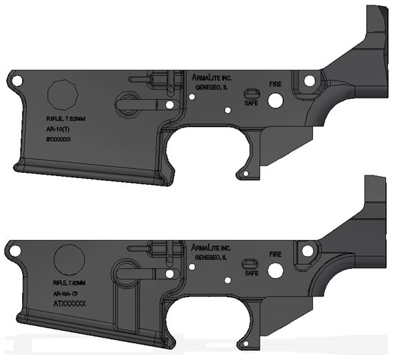 AR-10 Lower Receivers height=516