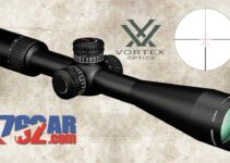 Vortex Optics Viper PST Gen II 5-25x50 FFP EBR-7C MRAD Rifle Scope